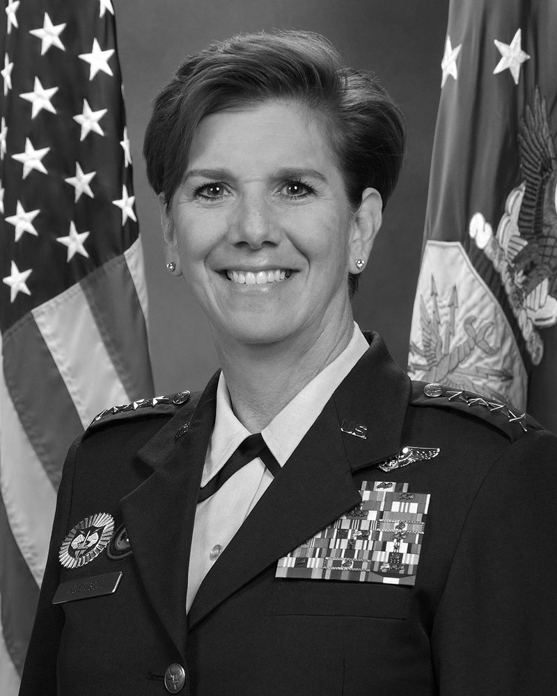 Photo of Gen Lori J. Robinson