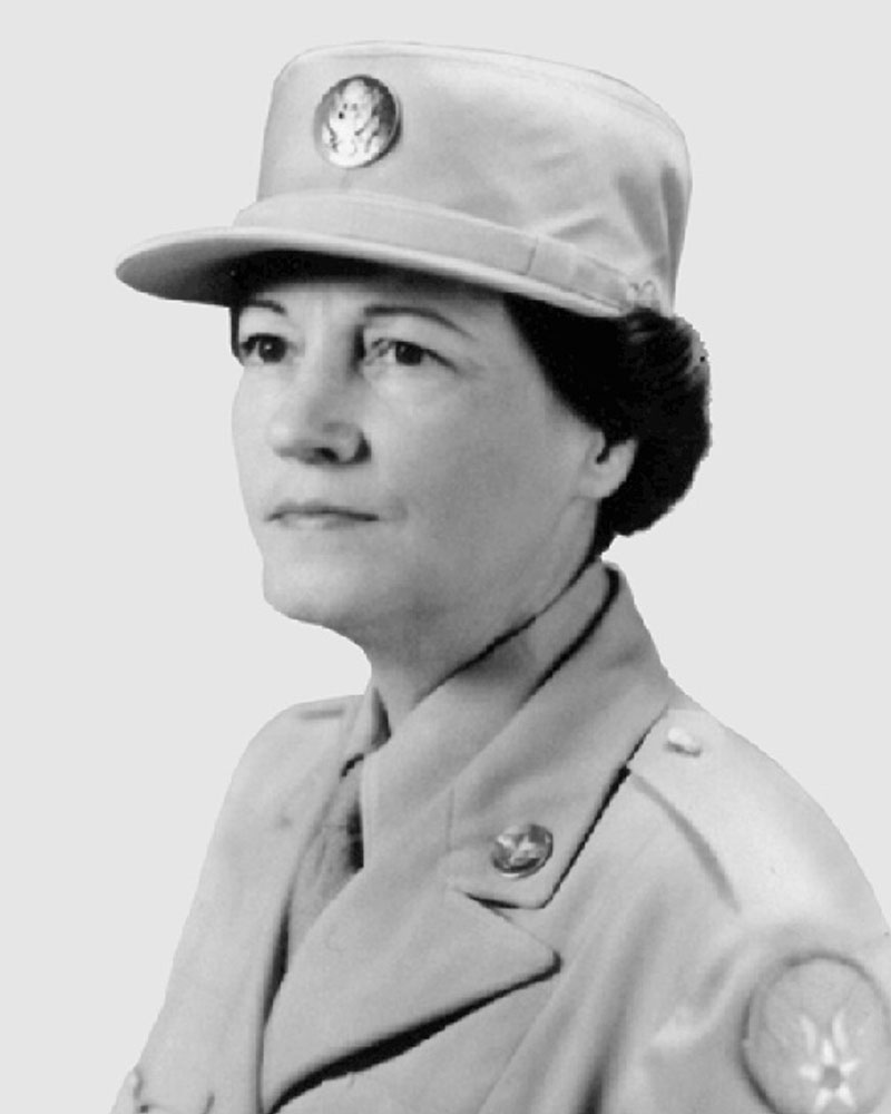 Photo of Staff Sgt. Esther Blake