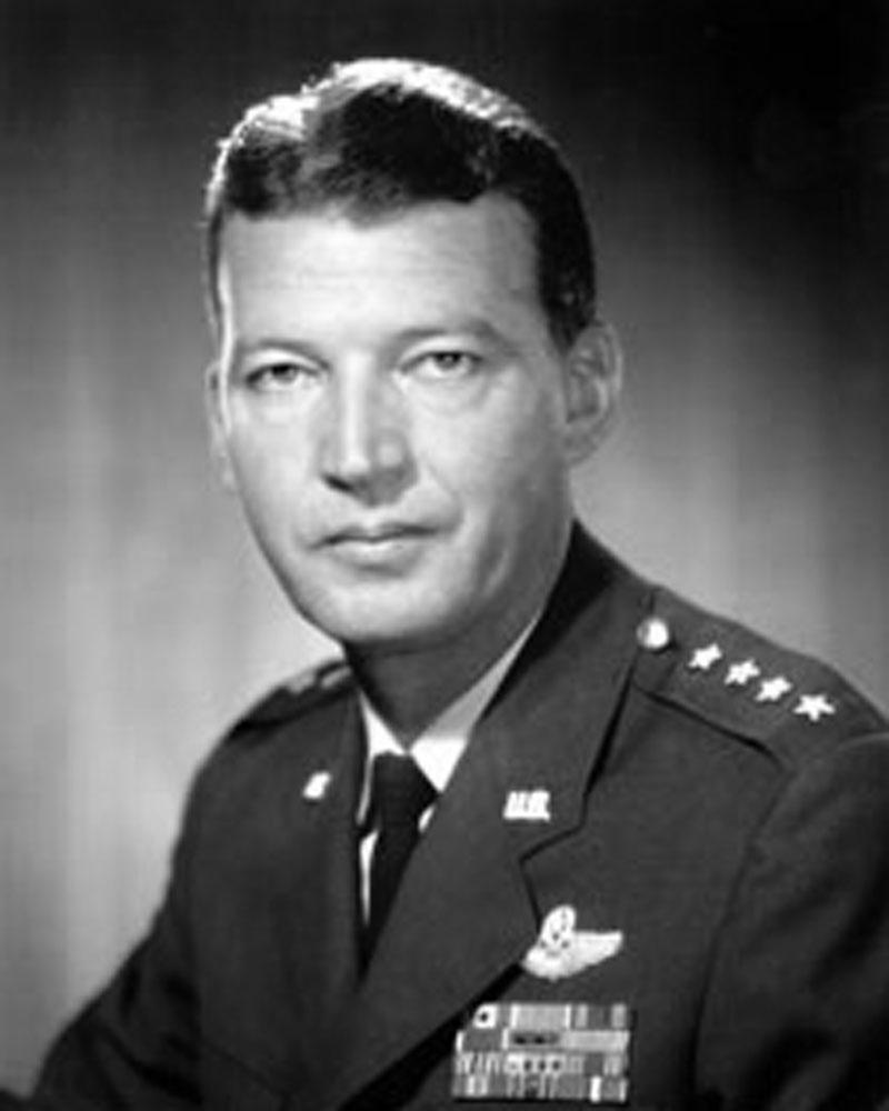 General Bernard A. Schriever