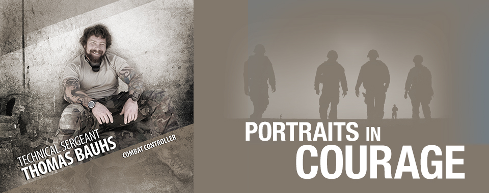 portraits in courage airmen