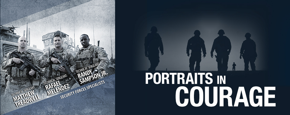 Portraits In Courage Airmen | 960 x 380 jpeg 236kB